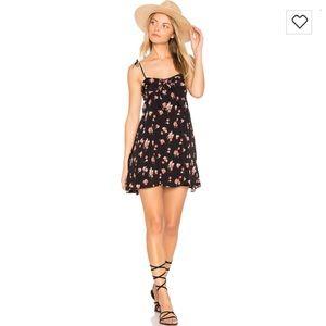 Black cherry dress